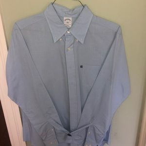 Brooks Brothers men's dress shirt